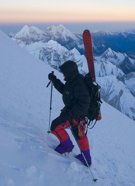 Skiing 8000 Meters Gallery