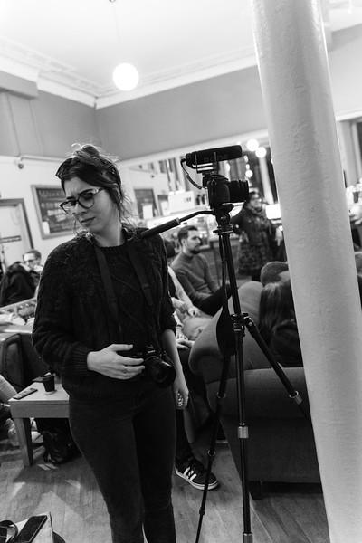 Videomaker Caroline