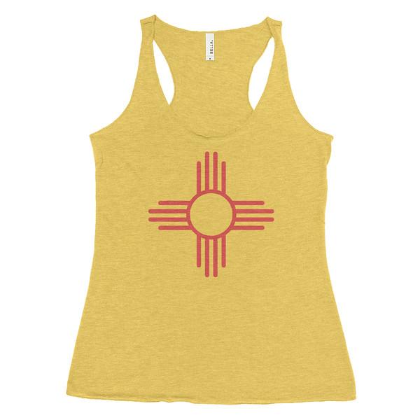 Zia Sun Symbol - Women's Tank Top.jpeg