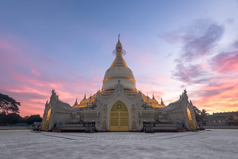Yangon Sunrise