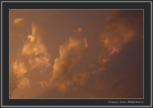 Painted Skies II