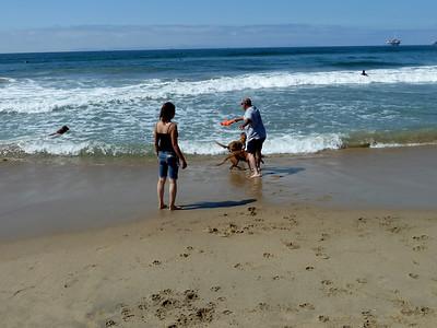 Dog Beach - Huntington Beach