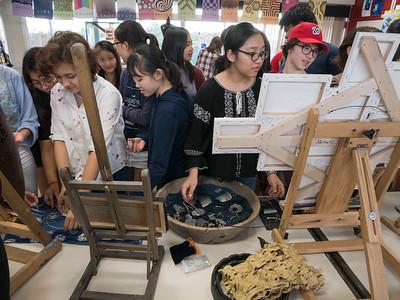 Grade 10 - Visiting Artists - Shoichi & Colleen Sakurai