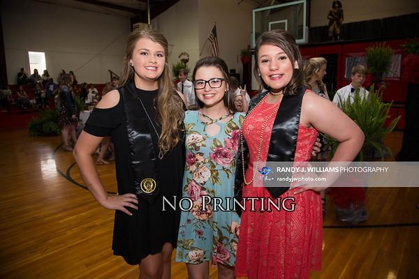 Marietta's Graduation and Awards