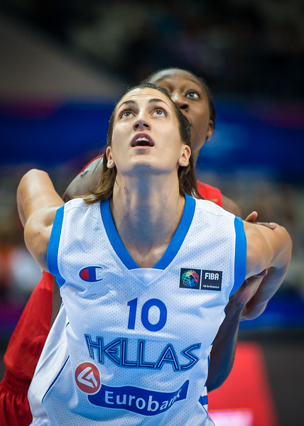 Pelagia Papamichail, Tina Charles