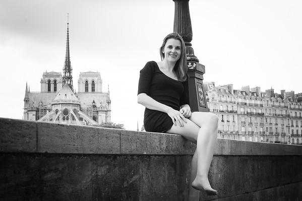 MarjanaMert., Un Jour de Septembre 2018, à Paris