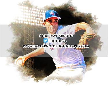 5/29/2018 - Varsity Baseball - Hamilton-Wenham vs St. John's Prep