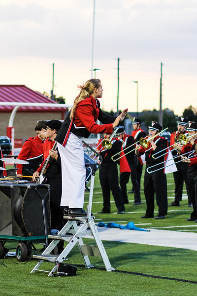 20131004 Marching Band
