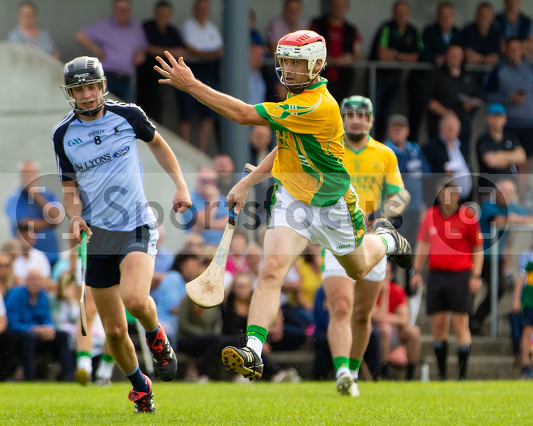Nenagh Eire Og's Kieran McGrath and Toomevara's Kieran McGrath
