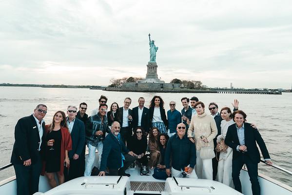 Azimut NYC Sunset Cruise