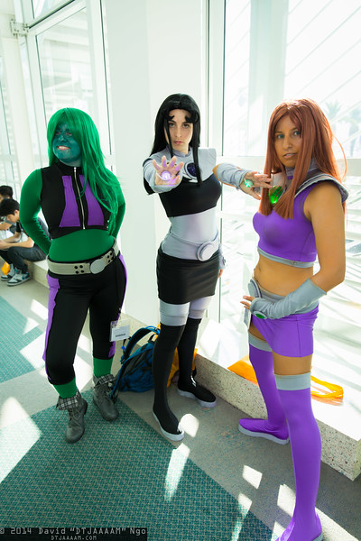 Anime Expo 2014 - Saturday