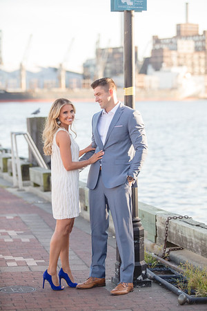 Kristen and Joe's Engagement Session
