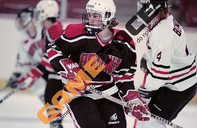 1992-1993 Women's Hockey