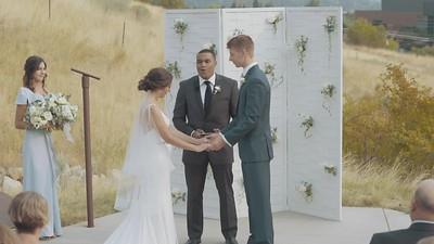 Cole & Cleo Wedding Video