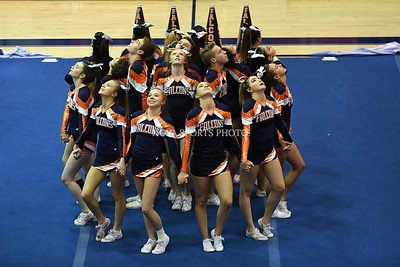 Cheer: 2016 Conference 14 Championship - Briar Woods 10.18.16