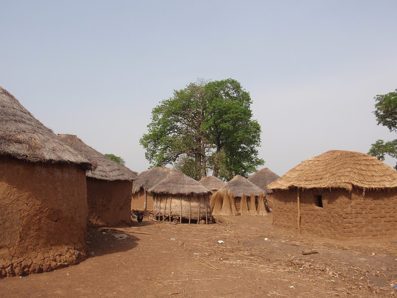 034_Tamale and Kumasi. Village Life and Traditional Buildings.jpg