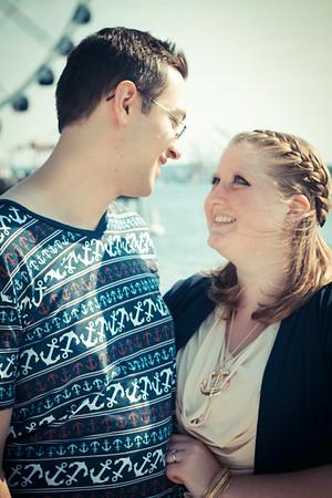 Tamara and Sean