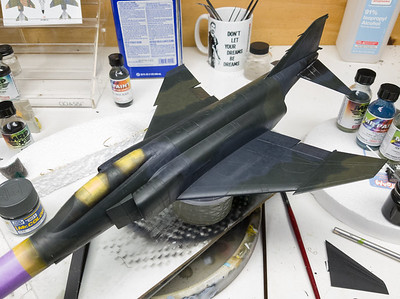 1/48 Academy F-4C Phantom II