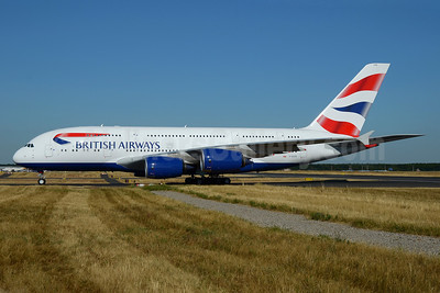 British Airways (current livery) (Airbus)