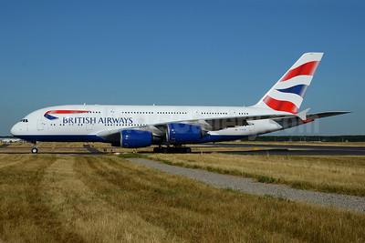 British Airways (current livery) (Airbus)