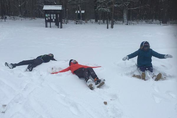 Winter Mountaineering   January