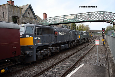 Portlaoise / Portarlington (Rail), 13-04-2019