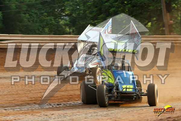 Williams Grove SNS 7/12/2014
