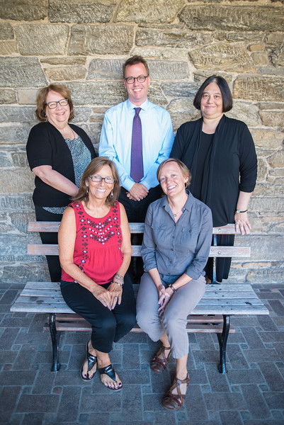 Health Professions Advising Office Portraits