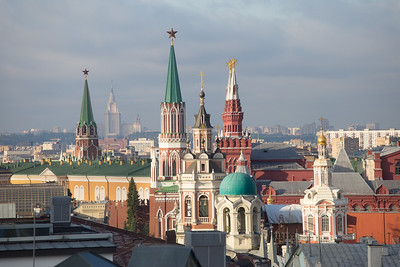 RUSSIA - Saint Petersburg & Moscow