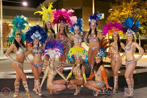 Glamourosas Authentic Brazilian Entertainment