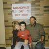Mom, Ian & Dad 2001