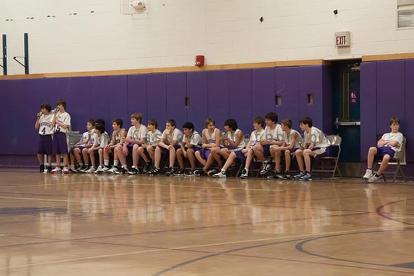 Rhinebeck Hawks Basketball 2009-10