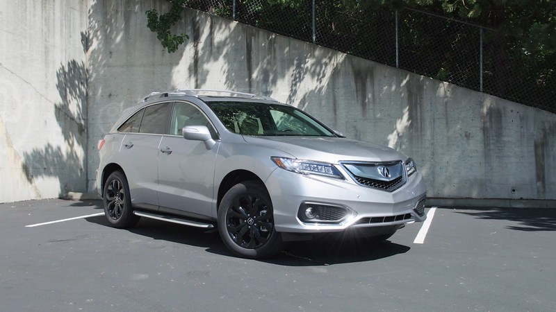 2017 Acura RDX Parked Reel