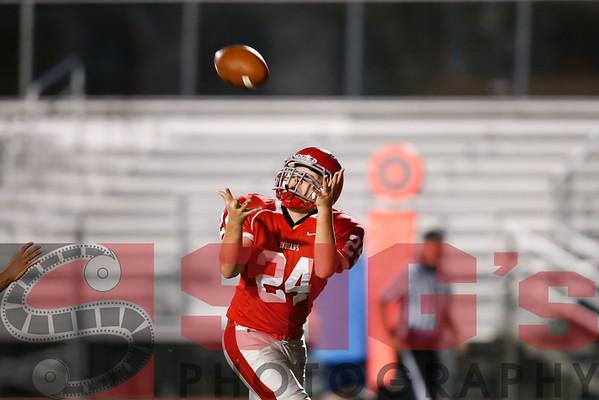 10-14-15 BHS Freshman Football vs Parkersburg South