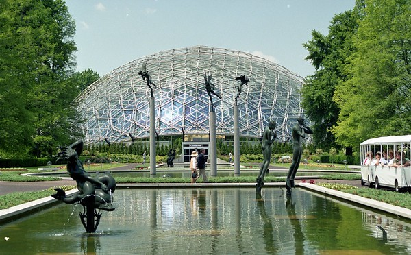 St Louis Botanical Garden 1992