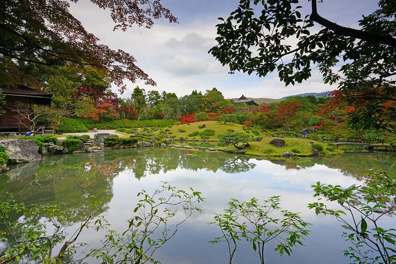 Isuien Garden, Nara. Editorial credit: EQRoy / Shutterstock.com