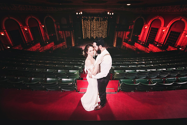 Emerald Theater - Mount Clemons - Styled Shoot