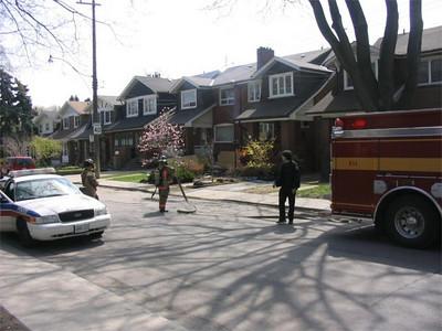 April 29, 2005 - 2nd Alarm - 21 Wrenson Rd.