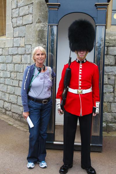 Windsor Castle, England - August, 2010