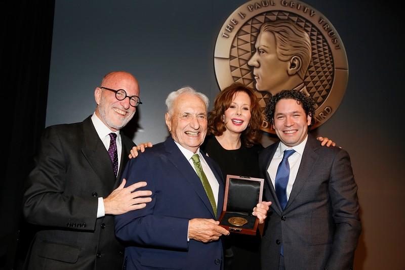 The 2015 J. Paul Getty Medal Dinner honoring Frank Gehry