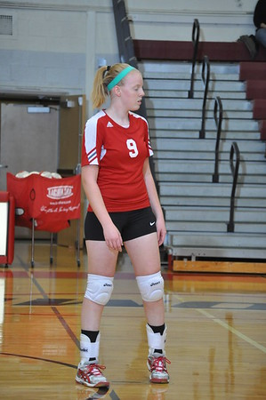 JV Volleyball vs WHS 12-11-14