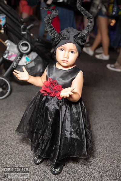 Baby Maleficent