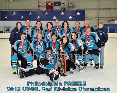 Red Championship - Freeze vs Hawks