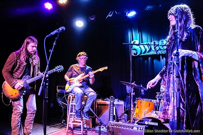 2017-11-21: Lukas Nelson & Friends, Sweetwater Music Hall, Mill Valley, CA