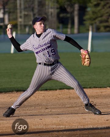 Southwest v Blake JV Baseball 4-22-10