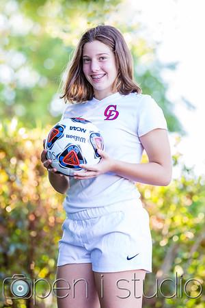 2017 Middle School Girls Soccer