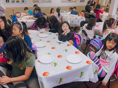 2018년 어린이날 행사-김밥 만들기