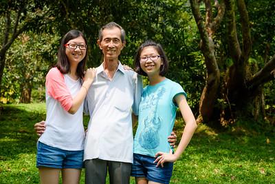 The Chuah Family