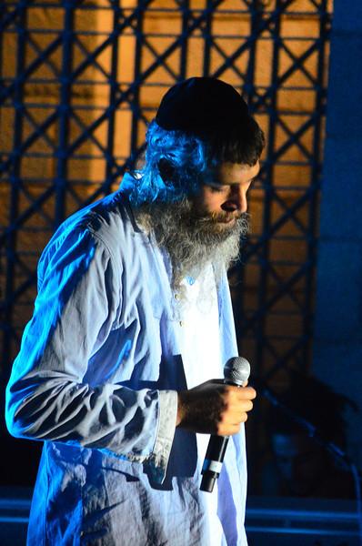 Matisyahu and Hadag Nahash in Jerusalem