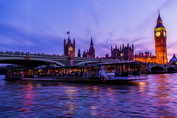Bateaux London - External